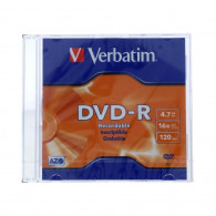 DVD - R GRABABLE 4.7GB 16X VERBATIM